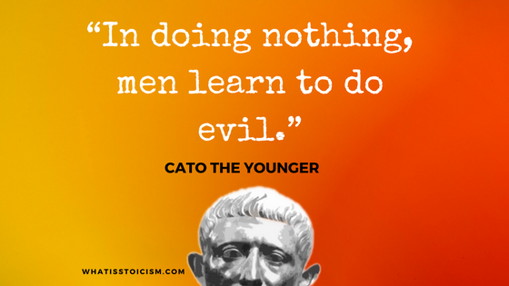 Cato The Younger - Nothing