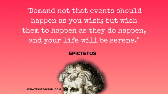 Epictetus - Serene