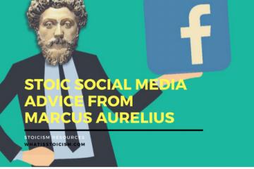 Stoic Social Media Advice