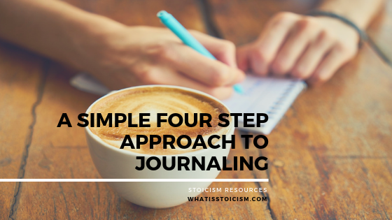 A Simple Four Step Approach To Journaling