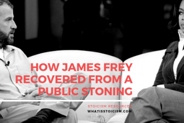 How James Frey Recovered From A Public Stoning